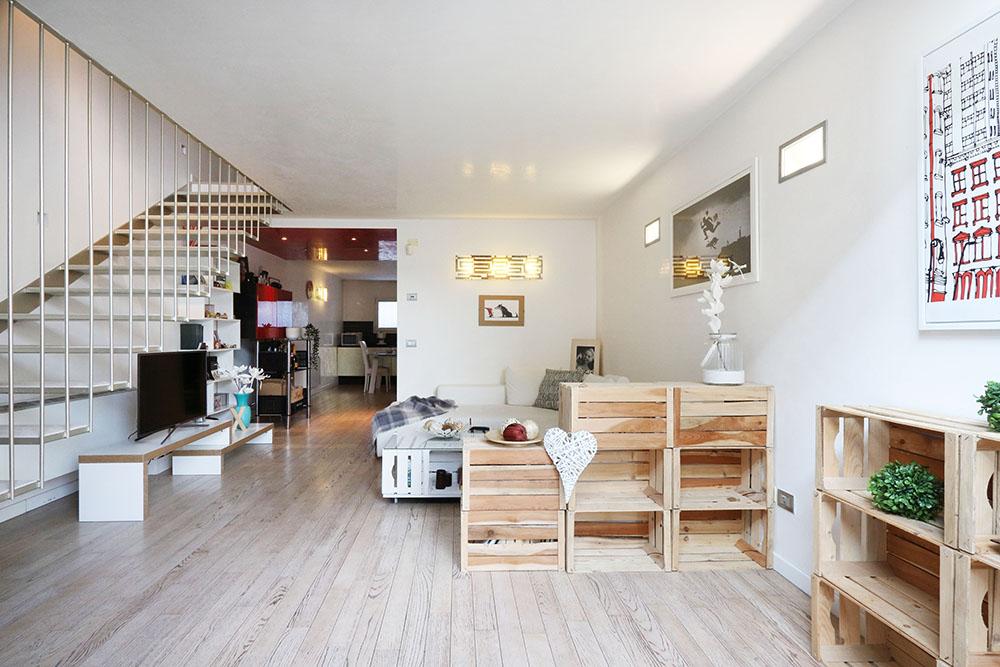 Vendita Appartamento Ponte San Nicolò PD-14. Abitabile/Buono, Piano terra, Garage doppio lunghezza, Riscaldamento Autonomo, 120 mq.