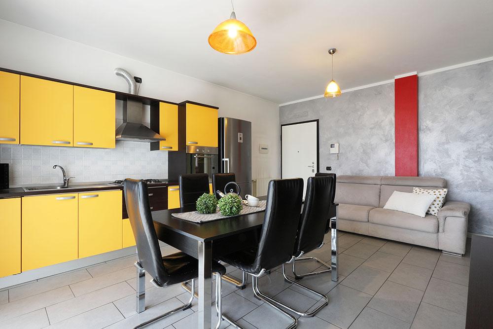 Vendita Appartamento Fiesso D'artico FIE-01. Abitabile/Buono, Piano terra, Garage singolo, Riscaldamento Autonomo, 94 mq.