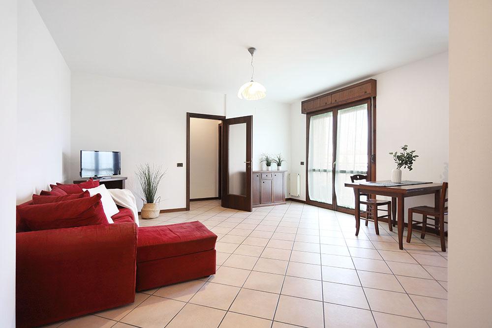 Vendita Appartamento Padova PD-20. Abitabile/Buono, Garage singolo, Riscaldamento Autonomo, Poggiolo, 85 mq.
