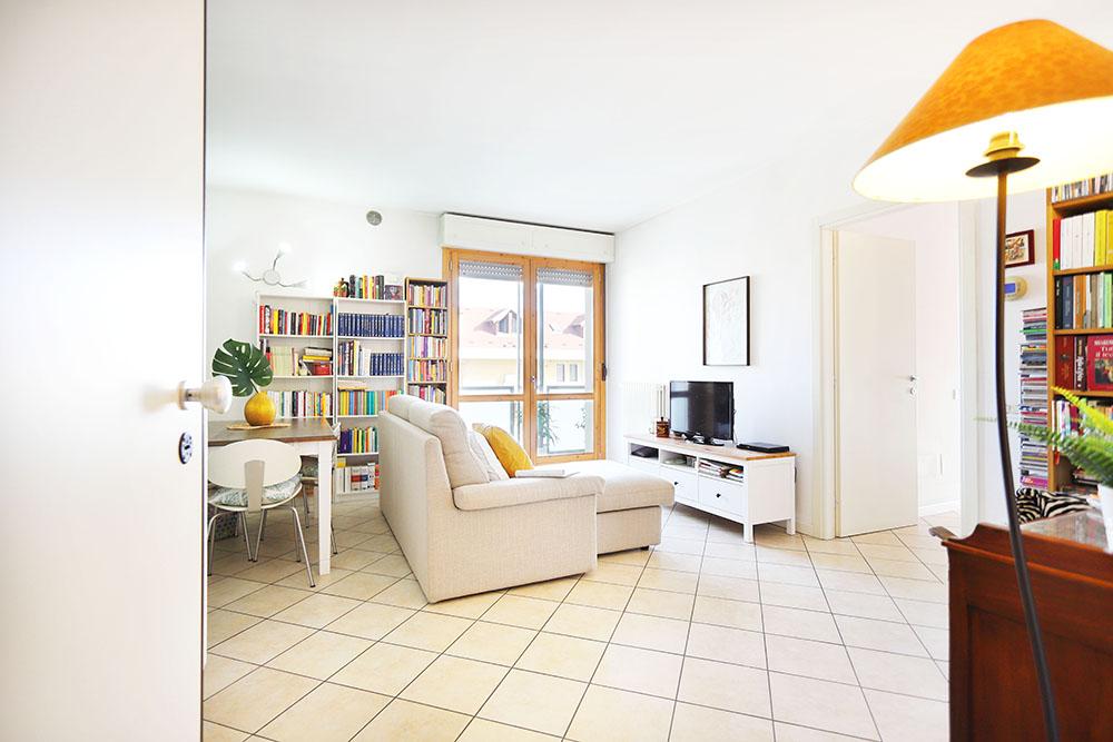 Vendita Appartamento Padova PD-22. Abitabile/Buono, Garage singolo, Riscaldamento Autonomo, Poggiolo, 81 mq.